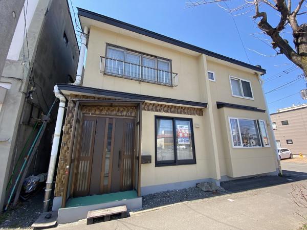 北海道のウィークリーウィークリーマンション・マンスリーマンション「1-15house」外観画像