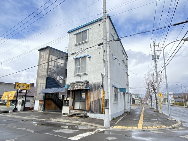 北海道のウィークリーウィークリーマンション・マンスリーマンション「アーバン南 2-C」外観画像