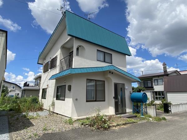 北海道のウィークリーウィークリーマンション・マンスリーマンション「南4-24HOUSE 」外観画像