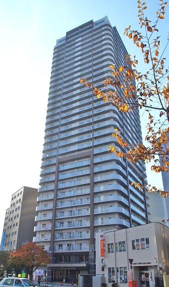 札幌のマンスリーマンション・ウィークリーマンション「ノースステイすすきの」外観画像