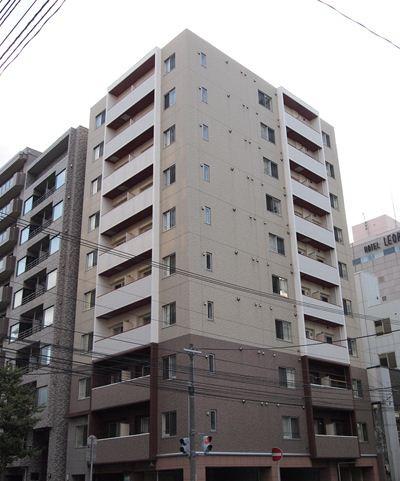 札幌のマンスリーマンション・ウィークリーマンション「ノースステイ大通公園」外観画像