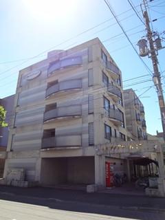 札幌のマンスリーマンション・ウィークリーマンション「スーパーマンスリーN17」外観画像