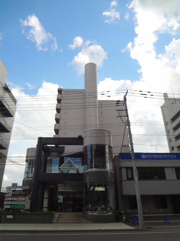 北海道札幌市中央区のマンスリーマンション・ウィークリーマンション「ノースステイ医大前」外観画像