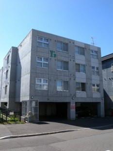 札幌のマンスリーマンション・ウィークリーマンション「ノースステイ北20条」外観画像