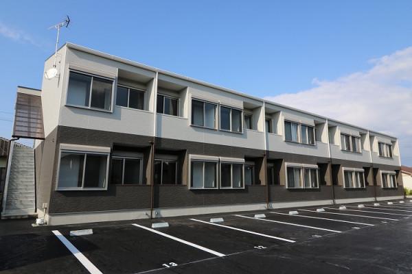 鹿児島県鹿屋市のウィークリーマンション・マンスリーマンション「マリンアベニュー新川」外観画像