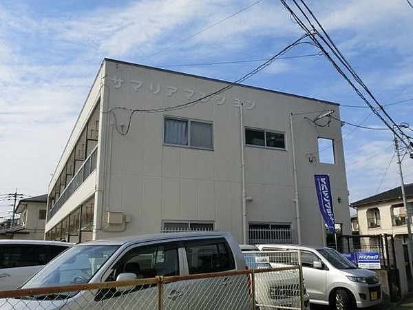 福岡県福岡市城南区のウィークリーマンション・マンスリーマンション「Kマンスリー福岡大学」外観画像