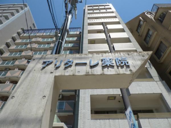 福岡県のウィークリーマンション・マンスリーマンション「Kマンスリー薬院駅前」外観画像