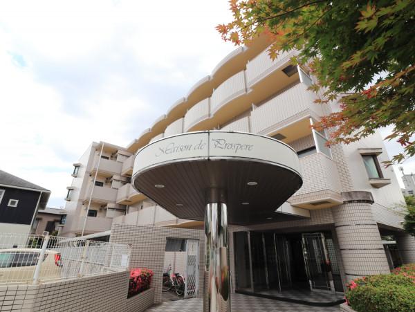 福岡県のウィークリーマンション・マンスリーマンション「Kマンスリー西鉄久留米駅南」外観画像