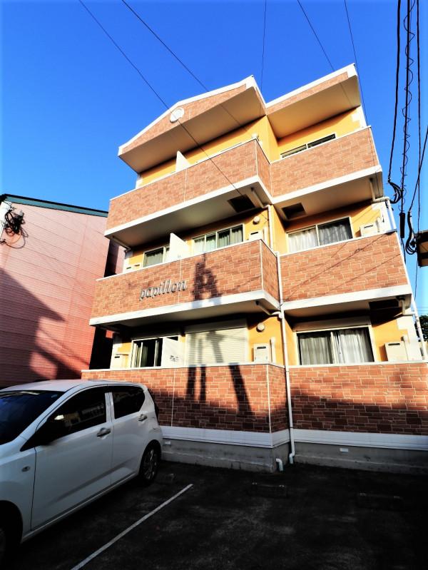福岡県のウィークリーマンション・マンスリーマンション「Kマンスリー南福岡駅南」外観画像