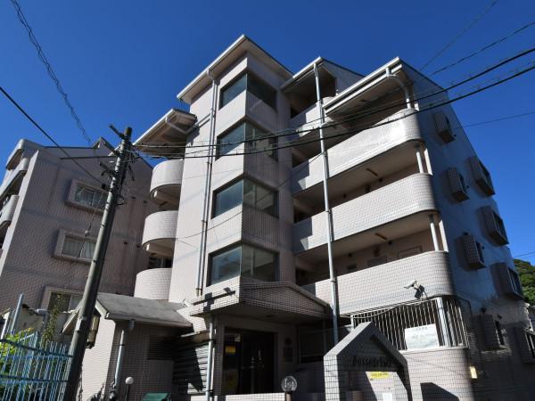 福岡のウィークリーマンション・マンスリーマンション「Kマンスリー門司」外観画像