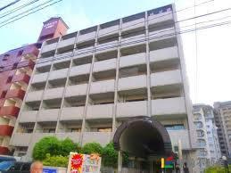 福岡のウィークリーマンション・マンスリーマンション「Kマンスリー天神駅南」外観画像