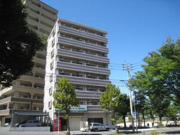 福岡のウィークリーマンション・マンスリーマンション「Kマンスリー北九州八幡駅前」外観画像
