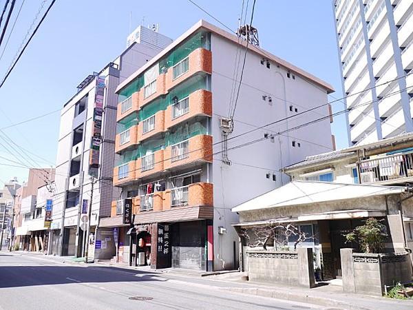福岡のウィークリーマンション・マンスリーマンション「Kマンスリー南福岡駅前」外観画像