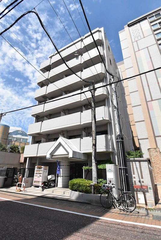 福岡のウィークリーマンション・マンスリーマンション「KマンスリーJR竹下駅前」外観画像