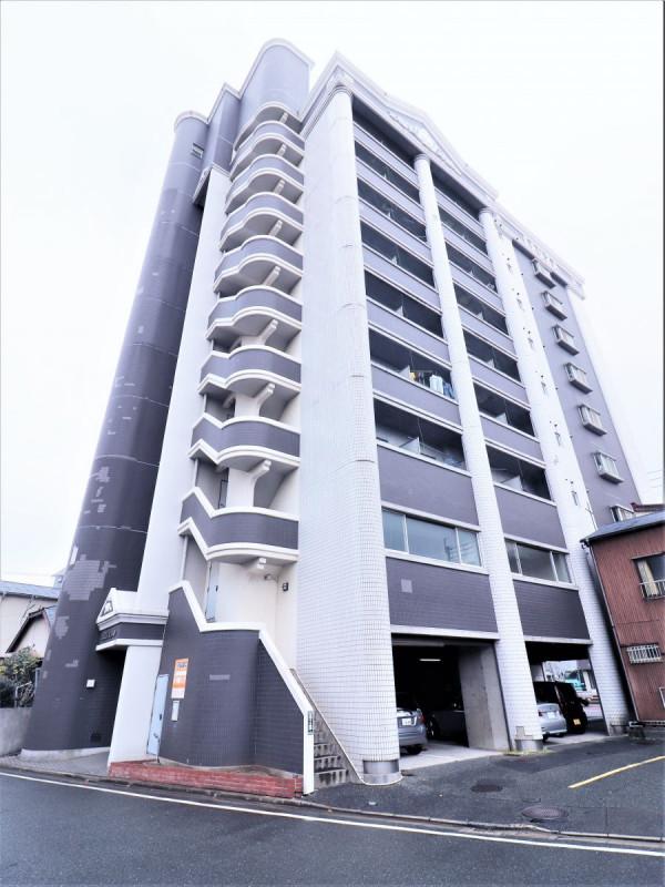 福岡県北九州市小倉北区のウィークリーマンション・マンスリーマンション「Kマンスリー北九州総合病院」外観画像