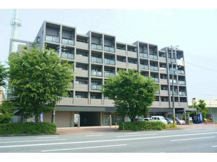 福岡県福岡市博多区のウィークリーマンション・マンスリーマンション「Kマンスリー福岡空港」外観画像