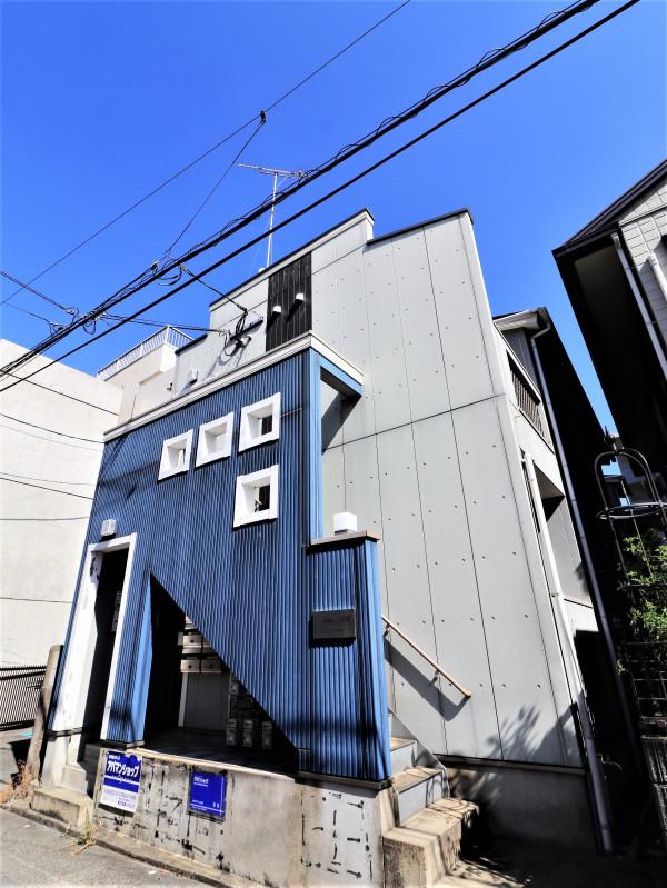 福岡県久留米市のウィークリーマンション・マンスリーマンション「Kマンスリー久留米市役所」外観画像