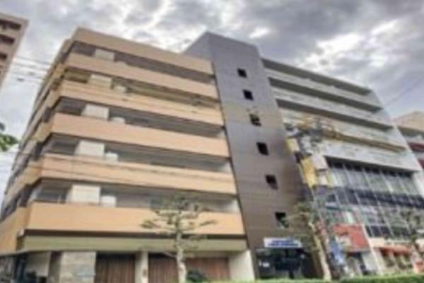 岡山県のウィークリーマンション・マンスリーマンション「Kマンスリー柳町」外観画像