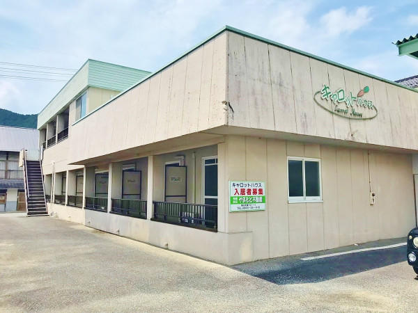 岡山県のウィークリーマンション・マンスリーマンション「Kマンスリー美作」外観画像