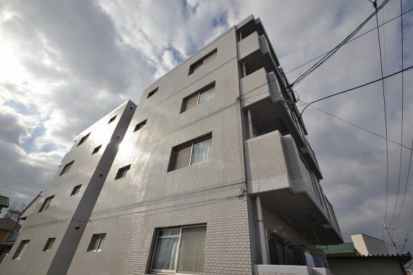 大元駅(宇野線)の家具付き賃貸「シャトレ福吉」外観画像