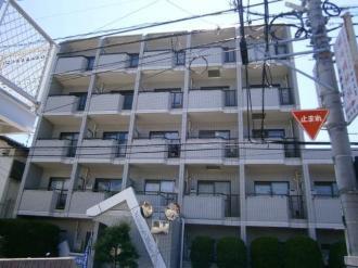 広島県のウィークリーマンション・マンスリーマンション「Kマンスリー府中町本町」外観画像