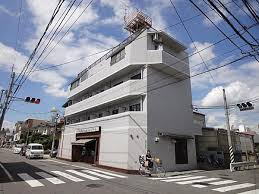 広島県のウィークリーマンション・マンスリーマンション「Kマンスリー東雲」外観画像