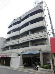 広島県広島市西区のウィークリーマンション・マンスリーマンション「Kマンスリー西区民文化センター前」外観画像