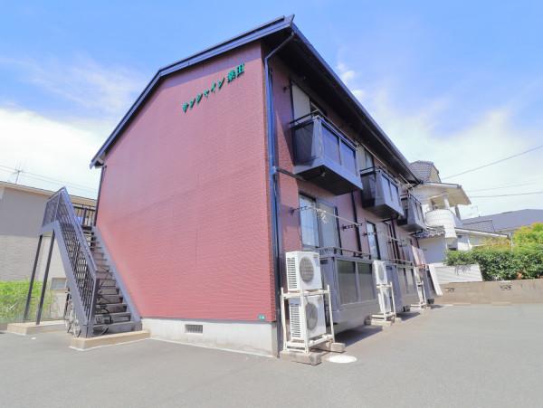 東福山駅(山陽本線)のウィークリーマンション・マンスリーマンション「Kマンスリー福山市立大学北」外観画像