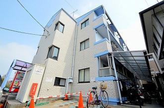 広島県のウィークリーマンション・マンスリーマンション「Kマンスリー西条中央」外観画像