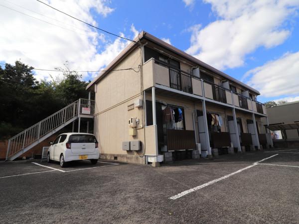 東広島駅(東海道・山陽新幹線)のウィークリーマンション・マンスリーマンション「Kマンスリー八本松」外観画像