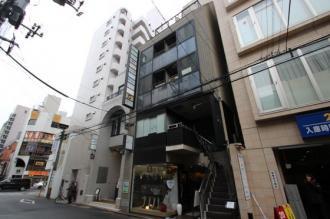 広島県広島市中区のウィークリーマンション・マンスリーマンション「Kマンスリー広島並木通り」外観画像