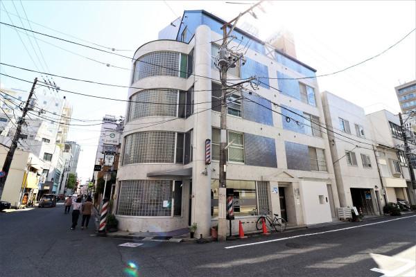 広島県広島市中区のウィークリーマンション・マンスリーマンション「Kマンスリー幟町」外観画像