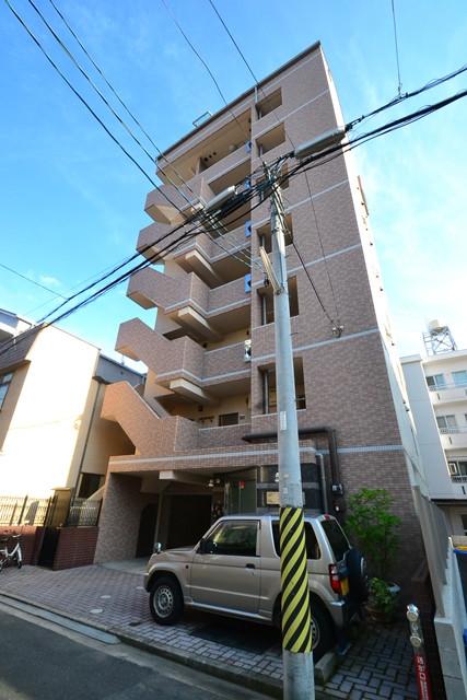 広島県のウィークリーマンション・マンスリーマンション「Kマンスリー十日市町」外観画像