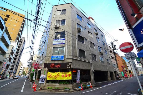 広島県のウィークリーマンション・マンスリーマンション「Kマンスリー幟町 part2」外観画像