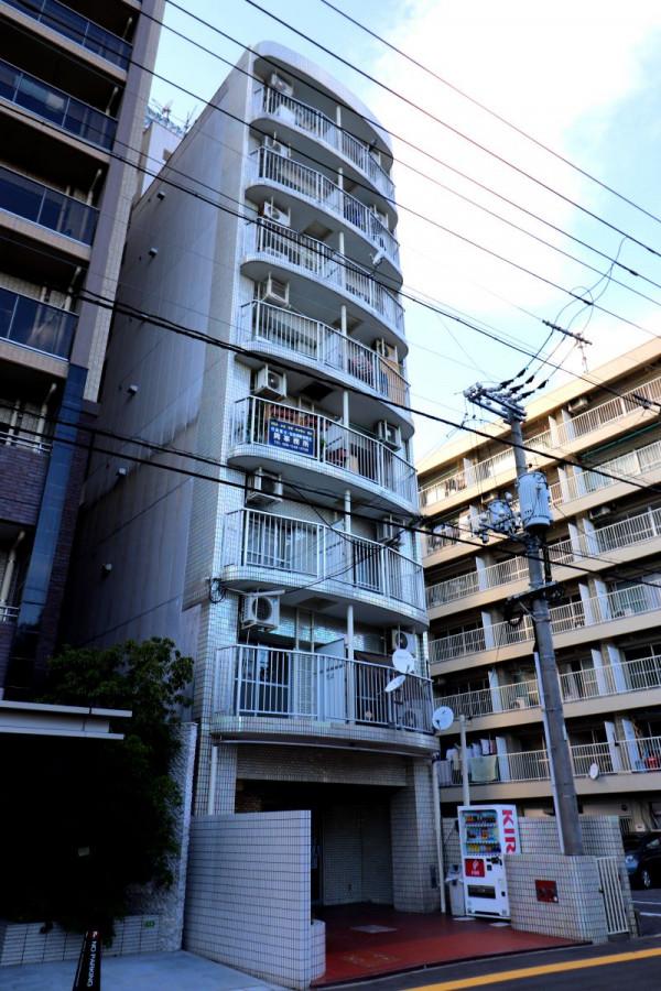広島県のウィークリーマンション・マンスリーマンション「Kマンスリー加古町」外観画像