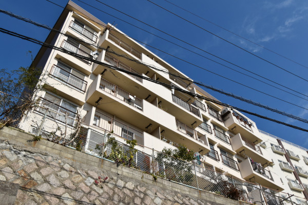 広島県広島市東区のウィークリーマンション・マンスリーマンション「Kマンスリー山根町」外観画像