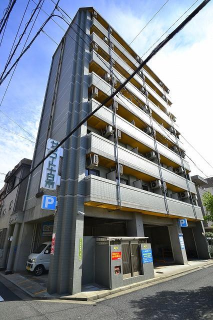 広島のウィークリーマンション・マンスリーマンション「Kマンスリー西十日市」外観画像