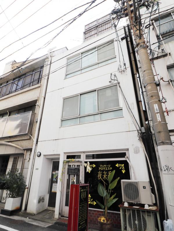 広島県のウィークリーマンション・マンスリーマンション「Kマンスリー流川西」外観画像