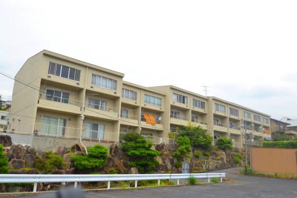 広島県のウィークリーマンション・マンスリーマンション「Kマンスリー宮島」外観画像