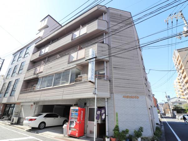 広島県広島市中区の家具付き賃貸「信本ビル」外観画像