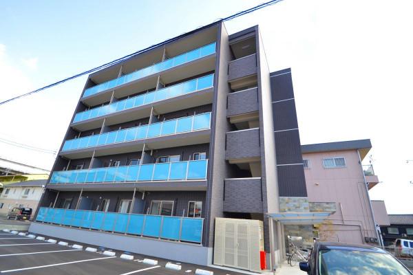 広島県福山市のウィークリーマンション・マンスリーマンション「Kマンスリー旭町」外観画像