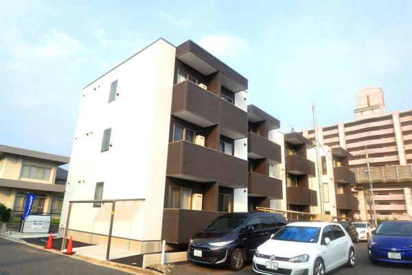 広島県のウィークリーマンション・マンスリーマンション「Kマンスリー矢賀駅前」外観画像