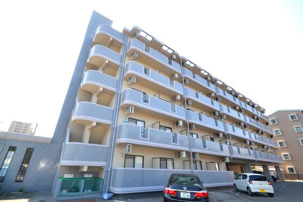 広島県広島市安佐南区のウィークリーマンション・マンスリーマンション「Kマンスリー東原」外観画像