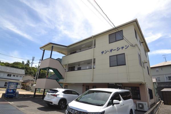 広島県福山市のウィークリーマンション・マンスリーマンション「Kマンスリー 東福山」外観画像