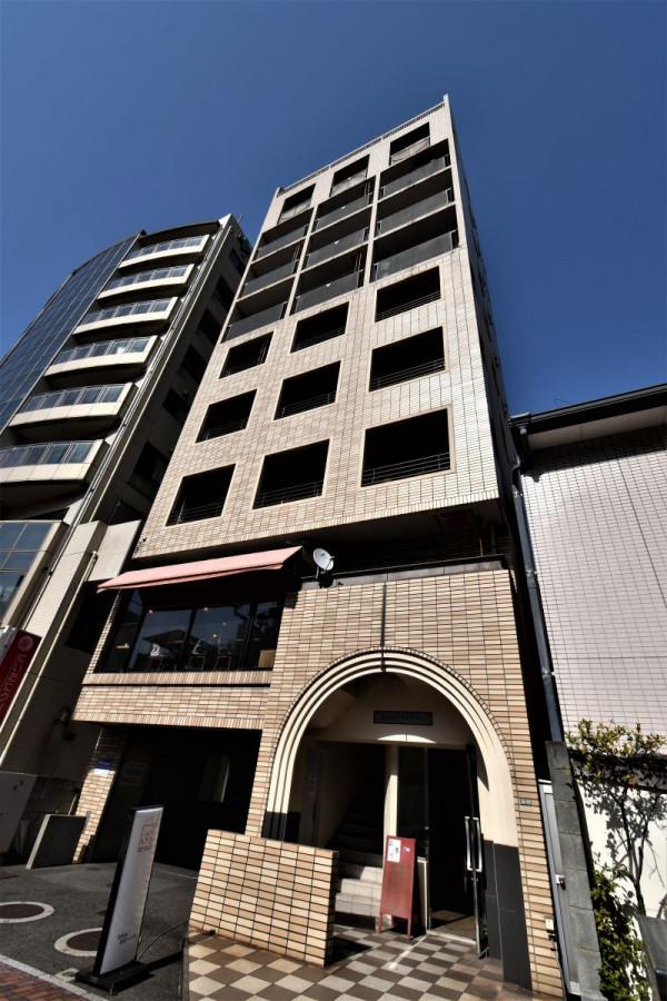 広島県のウィークリーマンション・マンスリーマンション「Kマンスリー呉中通」外観画像