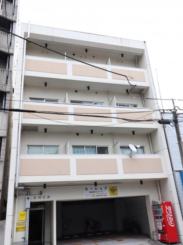 広島県のウィークリーマンション・マンスリーマンション「Kマンスリー金屋町」外観画像