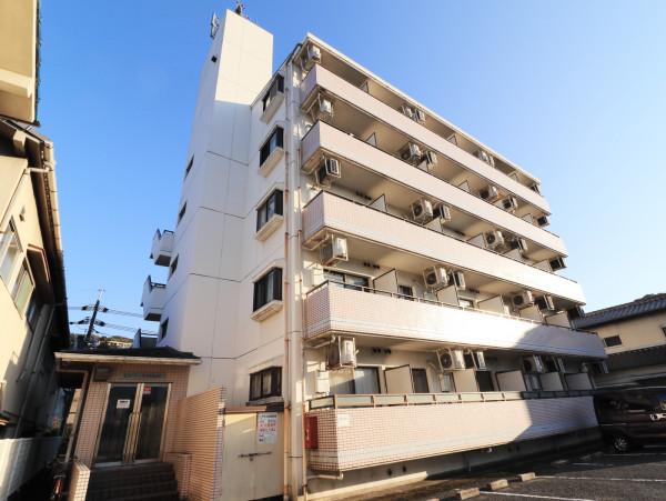 広島県広島市東区のウィークリーマンション・マンスリーマンション「Kマンスリー不動院前」外観画像