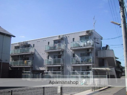 広島県福山市のウィークリーマンション・マンスリーマンション「Kマンスリー福山城」外観画像