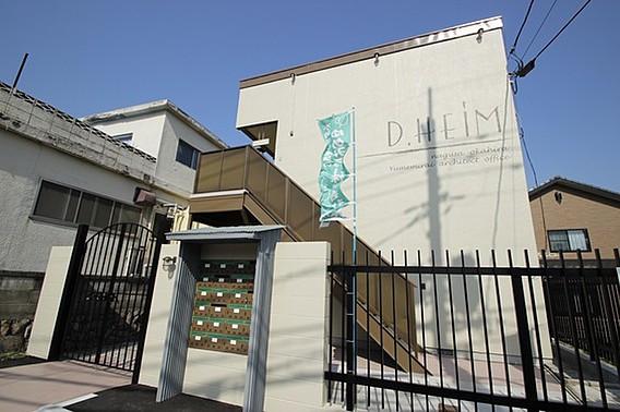 広島県広島市安佐南区のウィークリーマンション・マンスリーマンション「Kマンスリー上安駅」外観画像