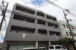 観音町駅(広島電鉄本線)のウィークリーマンション・マンスリーマンション「Kマンスリー広島西」外観画像